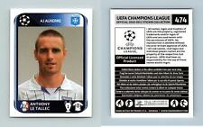 Anthony Le Tallec - AJ Auxerre #474 UEFA Champions League 2010-11 Panini Sticker