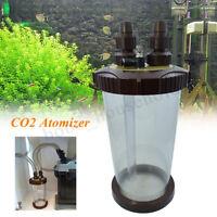 Aquarium Co2 Atomizer System Diffuser Air Regulator Bubble Diffuser  Y UK