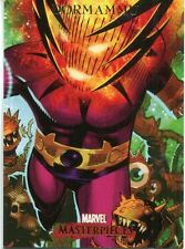 Marvel Masterpieces 2007 Base Card #26 Dormammu