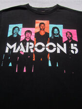 Maroon 5 n. american 2013 tour Medium concert T-Shirt