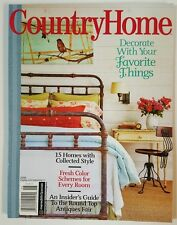 Country Home Decorate Favorite Things Fresh Color Antiques 2016 FREE SHIPPING JB