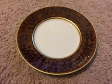 "Jaune De Chrome Bread And Butter Plate NWT Limoges China 6.25"" Turtle"