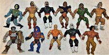 Lot of 11 He-Man? Action Figures 1980's 1990's