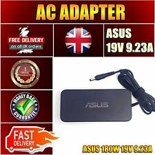 Genuine Asus 19.5v 9.23a Charger ADP-180MB F Notebook Power Supply AC Adapter