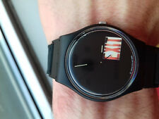 Swatch GENT VINTAGE COLLECTION (1996) GB175 Way Out watch COLLECTOR NOS OROLOGIO