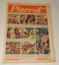 PIERROT 17 Octobre 1948 N°42: la page des Scouts - Torpilleurs