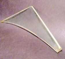 Wurlitzer 3010 Jukebox part : Side Glass for right or left side