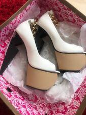 Privilégié Chaussures Compensées-talon haut-des talons nus