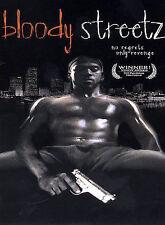 Bloody Streetz DVD, Jessica Gerlach, Godfrey Sowah, Kalimi Baxter, Gano Grills,