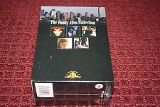 Woody Allen Collection (DVD, 2001, 5-Disc Set) *Brand New Sealed*