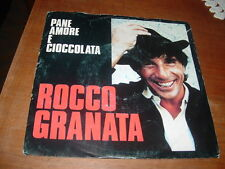 """ROCCO GRANATA """"PANE AMORE E CIOCCOLATA"""" ITALY'89"""