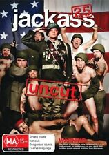 JACKASS 2.5: UNCUT  Johnny Knoxville / Bam Margera DVD R4