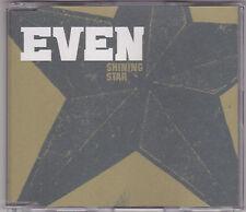 Even - Shining Star - CD (RUB127 Rubber 3 x Track Single 2001)
