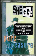 Pure Pleasure by Shaggy (Cassette) BRAND NEW FACTORY SEALED