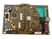 Bristol Babcock PC Board Nework Communicaion 392918-01-3 392918013 1 Port 5 LED