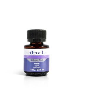 ibd Natural Nail Primer 0.5oz - Acrylics Gels