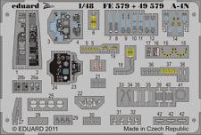 Eduard Zoom FE579 1/48 Hasegawa A-4N Skyhawk