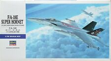 Hasegawa 1/72 F/A-18E Super Hornet Airplane Model Kit - 00549 Model Kit