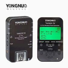 Yongnuo YN-622C + YN-622C-TX Wireless Flash Trigger Transceiver Controller Kit