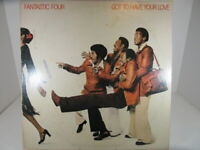 Fantastic Four LP Got to Have Your Love 1977 Westbound WT 306  VG c VG/VG+