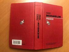 Guide Michelin France 1992