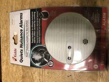 Kidde Smoke Alarm Quiets Nuisance Alarms Model 0916