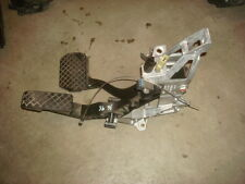 1998 AUDI A6 ACCELERATOR & BRAKE PEDALS AUTOMATIC TRANSMISSION AUTO OEM