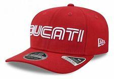 New Era - Ducati Wordmark 9Fifty Stretch Snapback Cap - RED