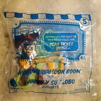 McDonald's Toy Story 4 Happy Meal No. 5 – Woody's Balloon Boom Toy New/Sealed