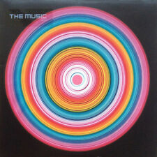 THE MUSIC - THE MUSIC  Self-titled Enhanced CD The Dance, New Sealed Free Ship