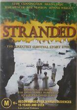 Stranded DVD_2002_Island Survival Adventure Movie_Liam Cunningham