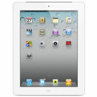 New & Sealed Box APPLE iPad 2nd Gen Black White 16 GB Tablet (WiFi Only)