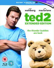 TED 2****BLU-RAY****REGION B****NEW & SEALED