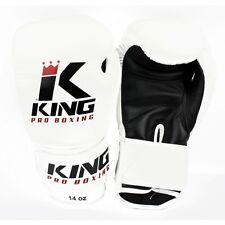 KING Boxhandschuhe KPB/BG 2. 10oz. 100% Leder. Muay Thai, Kickboxen.Training