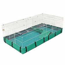 Large Hamster Cage Guinea Pig House Indoor Rabbit Cages Bed Toys Pet Home Sleep
