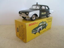 Dinky 551 ford taunus 17m polizei mib 9 in box uncommon export l @ @ k