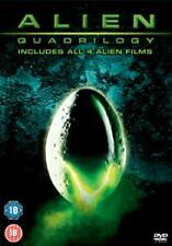 ALIEN QUADRILOGY - DVD - REGION 2 UK