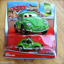 Disney PIXAR Cars CRUZ BESOURO diecast Carla Crew Chief NEW 2015 WGP theme 12/15