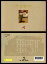 2019 Cesare Maccari - Italia - libretto