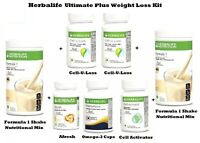 HERBALIFE Ultimate Plus Weight Loss Program Kit