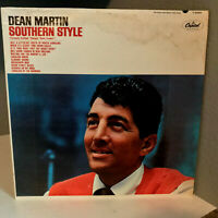 "DEAN MARTIN - Southern Style - 12"" Vinyl Record LP - EX"