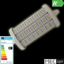 R7s LED Stab-Leuchte - 72x SMD LEDs -118mm- 8W - 700Lm - warm-weiß