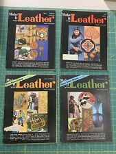 Make It In Leather 1974 - Vintage Magazines