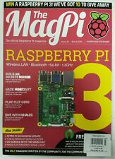 MagPi Raspberry Pi Build Infinity Mirror Clef Hero March 2016 FREE SHIPPING JB