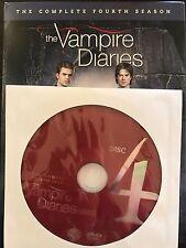 The Vampire Diaries - Season 4, Disc 4 REPLACEMENT DISC (not full season)