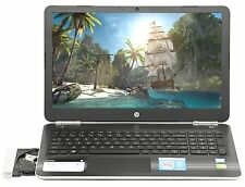 "New HP 15.6"" NVIDIA 940MX Intel i7-6500U 2.5GHz 1TB 12GB  Win 10 Gaming Laptop"