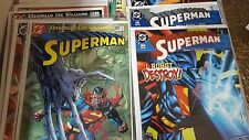 Superman Comic Lot 190-202 204-222 apokilips now 1, tpb kal nm bagged boarded