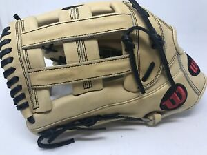"New Other Wilson A2000 1799 LHT 12.75"" Baseball Glove Tan/Black"