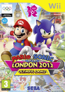 Mario & Sonic at the London 2012 Olympic Games Wii Super FAST DELIVERY