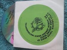 Little Dragon – Twice Remix EP Peacefrog Records PFG123CDP UK Promo CD Single